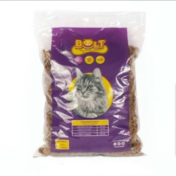 Jual Makanan Kucing Bolt Tuna 2 5kg Kota Surabaya Bonchel