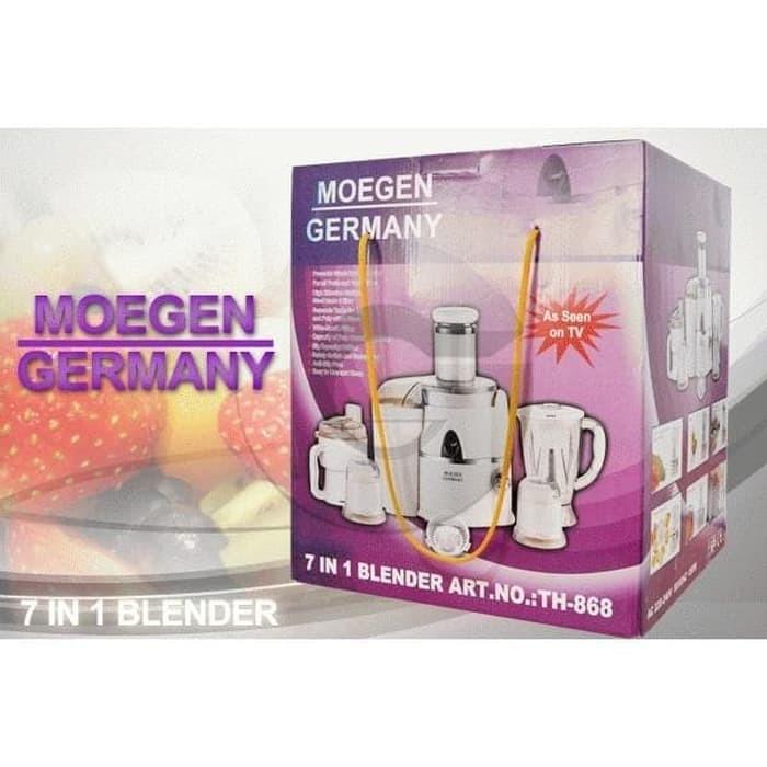 Blender 7 Fungsi In 1 Kitchen Cook Mixer Juicer Moegen Germany Palin