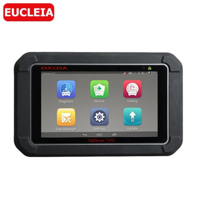 Automotive Scan Tool >> Jual Eucleia S7c Automotive Scanner Obd2 Diagnostic Tool Eucleia S7c Abs Kota Surabaya Grand Mart Tokopedia