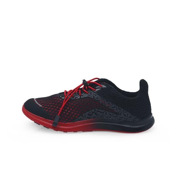 Foto Produk 910 Sepatu Sneakers Wanita Raion 2 Hitam Merah - JQ1905-581 - Hitam, 36 dari Shoes Inn Official Store