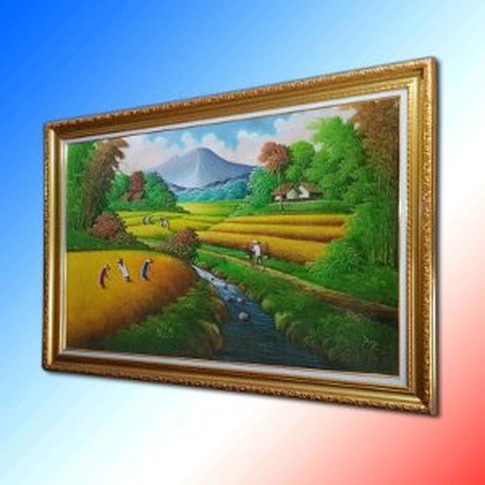 640 Gambar Pemandangan Alam Kertas Origami HD Terbaik