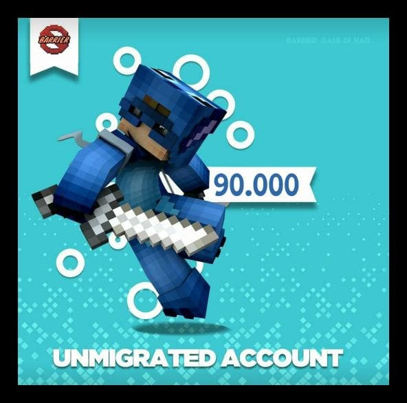 Jual Minecraft Unmigrated Account TERBAIK - DKI Jakarta - Handriyanto-SHOP1  | Tokopedia