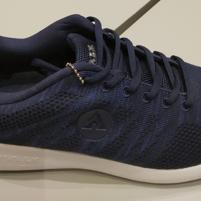 Jual Sepatu Airwalk Original Casual Sneaker Korgan Navy Men Kota