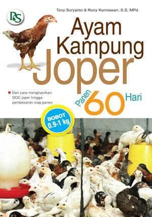 harga Buku ayam kampung joper panen 60 hari Tokopedia.com