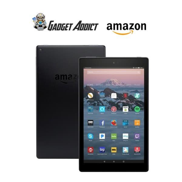 harga Amazon fire hd 10 64gb with alexa Tokopedia.com