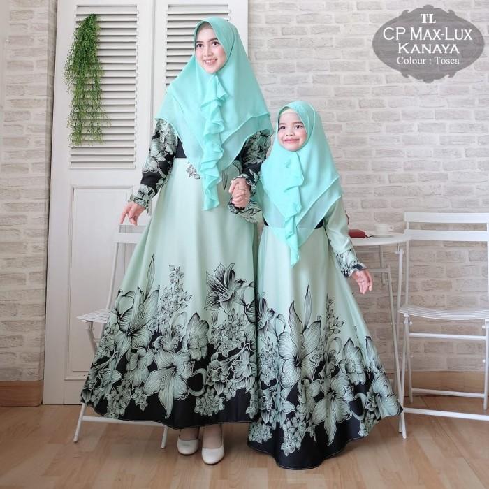 image relating to I Mom known as Jual GAMIS KANAYA SYARI Mother Youngsters (In addition KHIMAR) LEBARAN 2019 - DKI Jakarta - Rurouni Kenshin Retailer Tokopedia