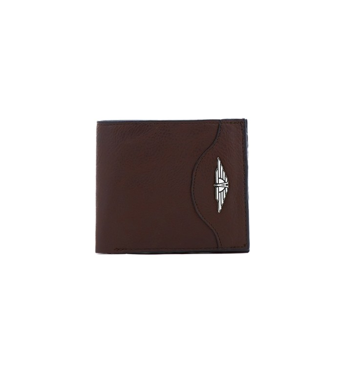 Alive dompet pria dome wallet- w1514b7