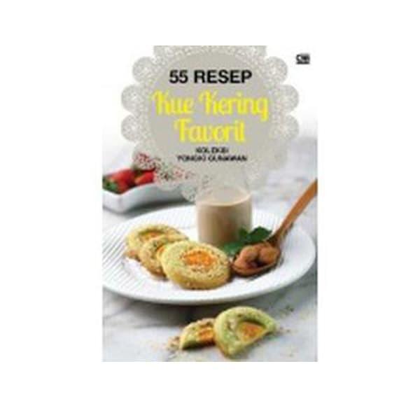 harga Fp-55 resep kue kering favorit koleksi yongki gunawan Tokopedia.com