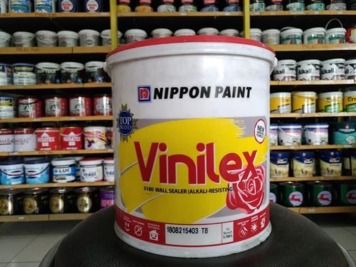 harga Cat dasar tembok vinilex wall sealer 4 kg Tokopedia.com