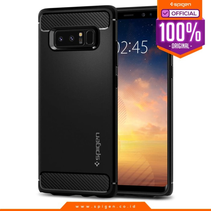 Foto Produk Spigen Galaxy Note 8 Case Rugged Armor ORIGINAL Casing dari Spigen Official