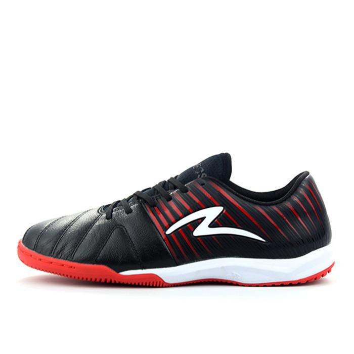Jual Sepatu Futsal Specs Barricada Lea In Original Hitam 39