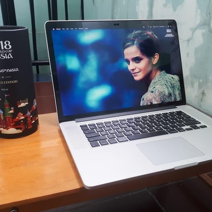 Jual Hot Promo Apple Macbook Pro Retina 15 Inch Quad Core I7 Ram 16gb Ssd Kota Bandung Gafur Laptop Tokopedia