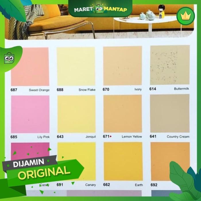 Jual Dijamin Original Cat Tembok Aries 5 Kg Avian Brands Asli