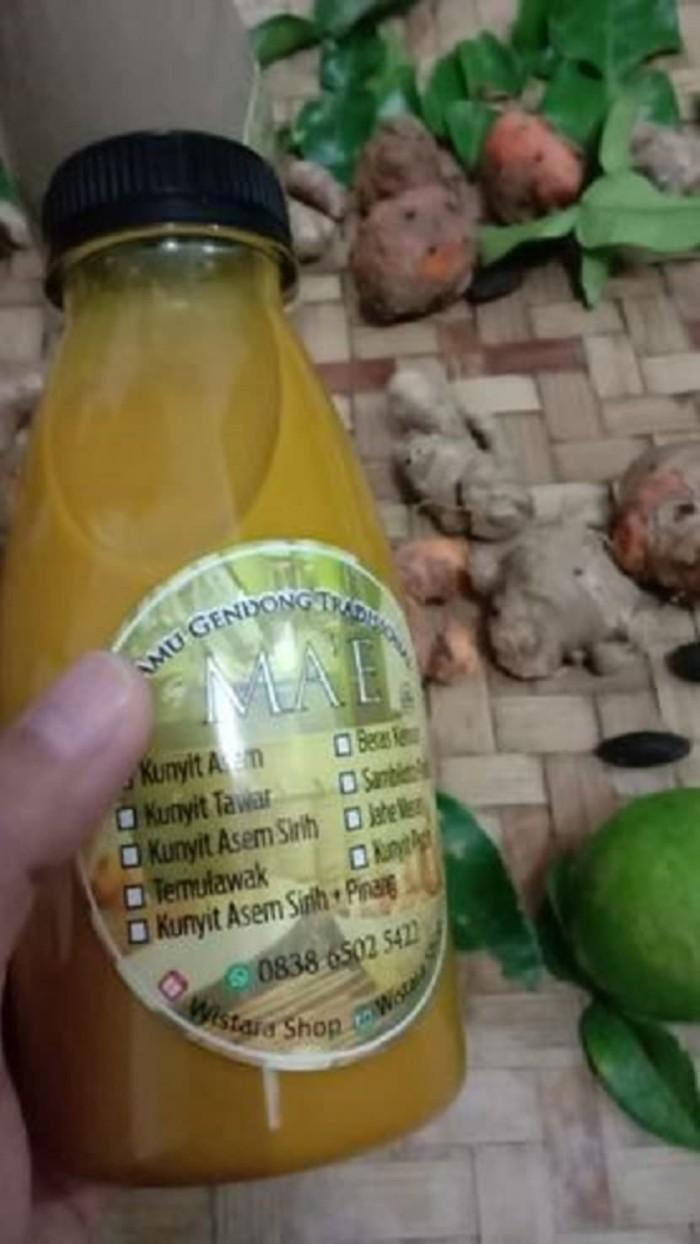 Jual Jamu Gendong Ma E Kunyit Asem Plus Sirih Dan Pinang 350ml Jakarta Utara Wistara Shop