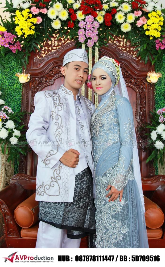 Jual Jasa Foto Dan Video Acara Wedding Resepsi & Akad Nikah Murah Jakarta Timur AV Production