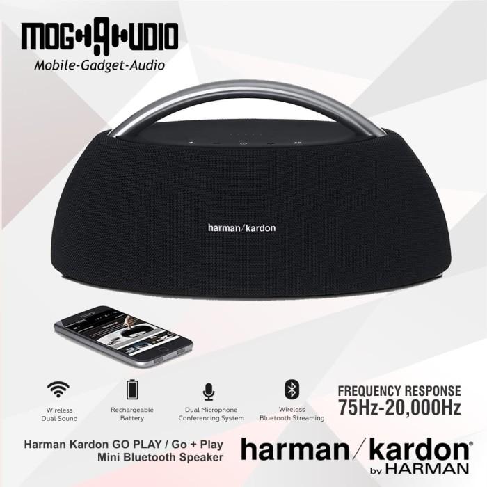 harga Harman kardon go play / go + play mini bluetooth speaker Tokopedia.com
