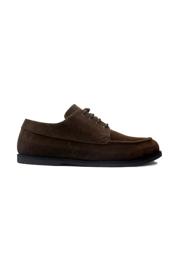 Foto Produk D-Island Shoes Loafers Elegant Comfort Leather Dark Brown - Cokelat dari D-island Shoes