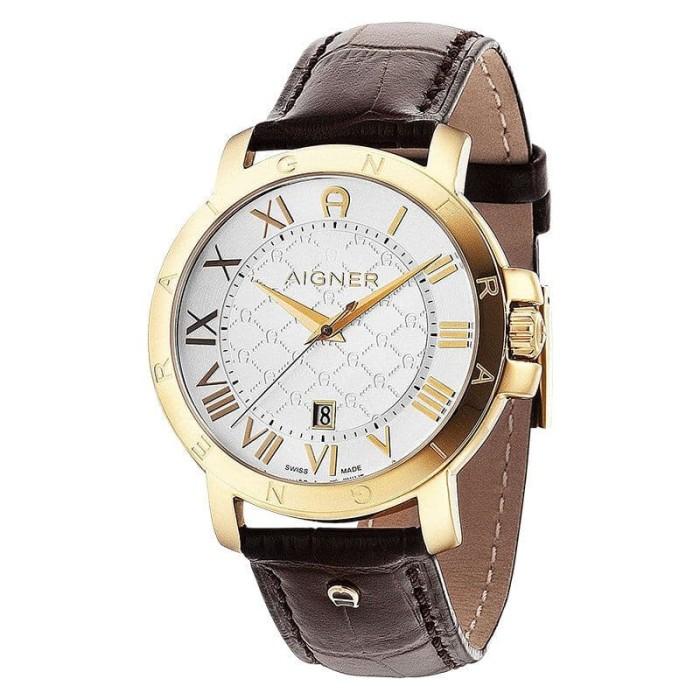 Jam tangan pria aigner a09026