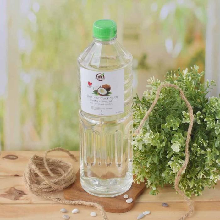Foto Produk House Of Organix Coconut Cooking Oil dari House Of Organix