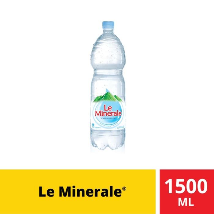 Foto Produk Le Minerale @ 1500 mL dari Mayora Official Store