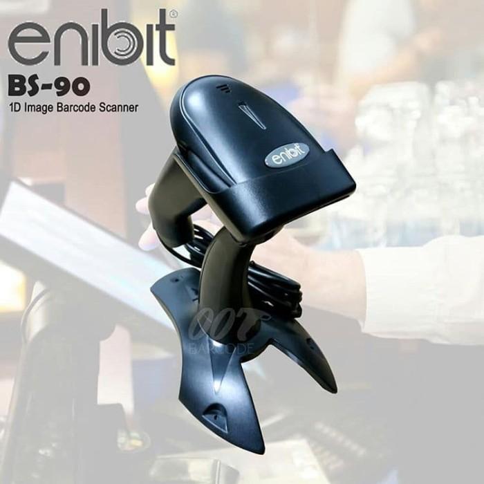 harga Enibit laser barcode scanner bs90 Tokopedia.com