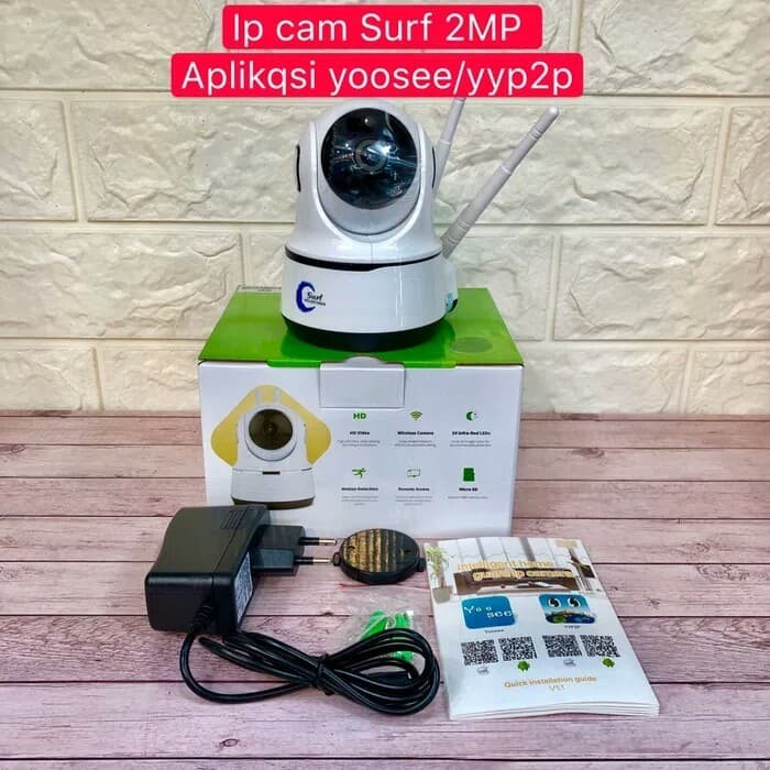 Ip cam Surf 2MP Ipcam Ip Camera camera wifi Ipcam robot Yoosee YYP2P