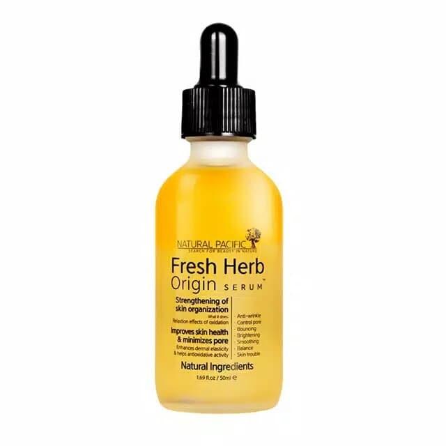 Foto Produk Nacific Natural Pacific Fresh Herb Origin Serum dari Hoshie3beautyshop