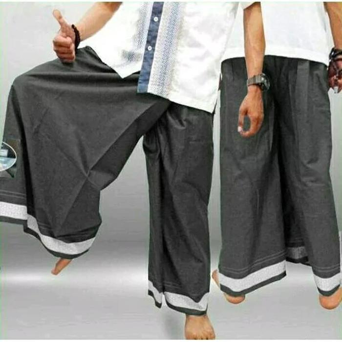 Foto Produk Sarung Celana Dewasa I Celana Sarung I Sarcel Moisino Raiban dari @tika-OlShop