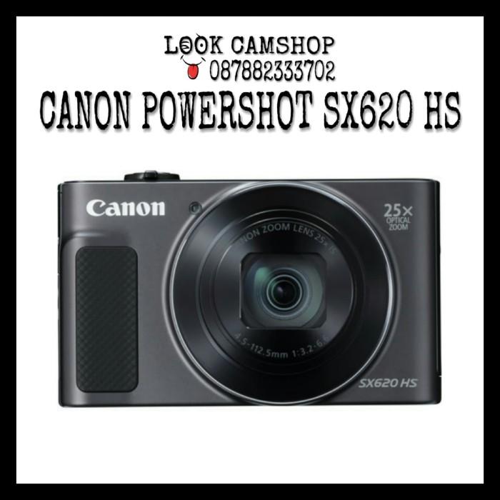 harga Canon powershot sx620 hs canon sx 620hs sx 620 hs sx620hs - wifi Tokopedia.com