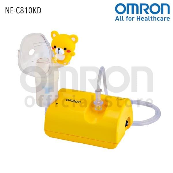 Foto Produk OMRON COMPRESSOR NEBULIZER NE-C801KD dari Omron Healthcare