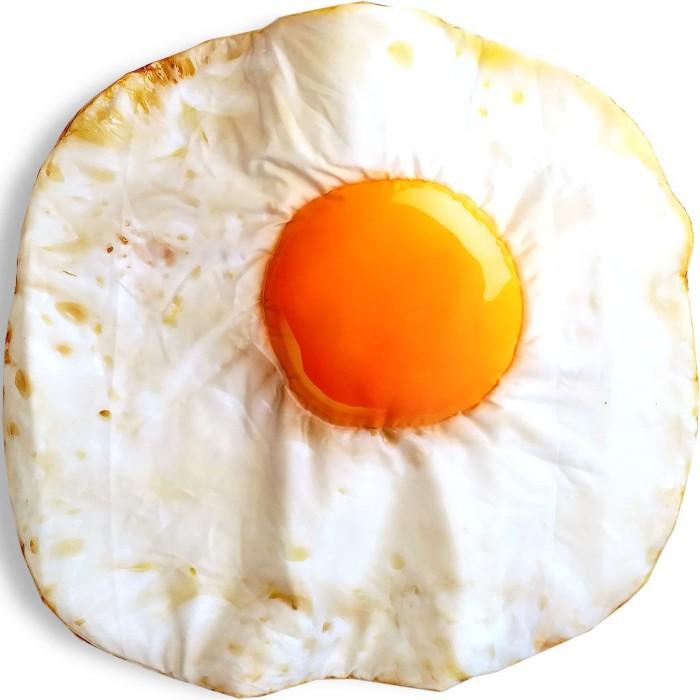 Foto Produk Selimut Bayi bentuk Telur Mata Sapi unik cocok untuk kado dari Flirty