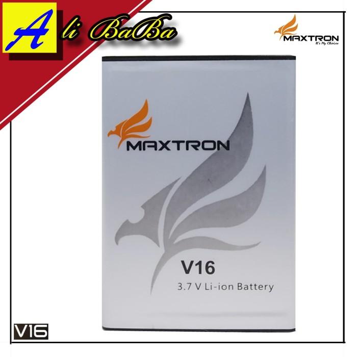 harga Baterai handphone maxtron v16 double power maxtron batre hp maxtron Tokopedia.com