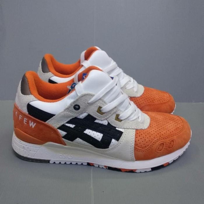 online retailer 20341 610d4 Jual Beams X Asics gel lyte III koi orange - DKI Jakarta - Kota Sneakers |  Tokopedia