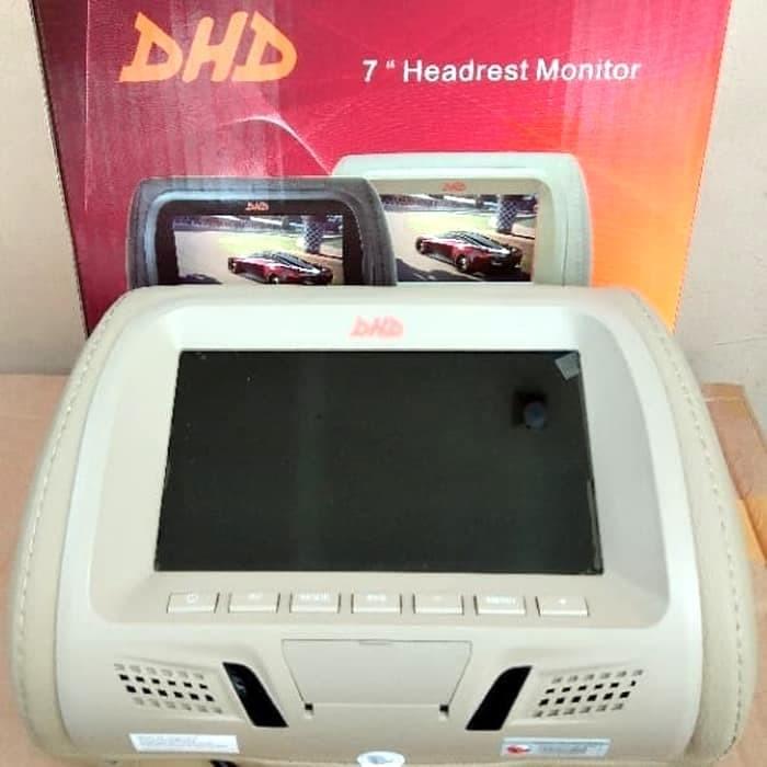 harga Headrest monitor dhd 7016 / dhd-7016 Tokopedia.com