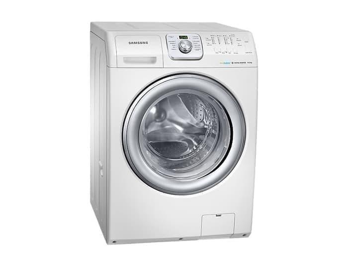 harga Samsung wf14f5k3avw mesin cuci 14kg digital diamond drum inverter wf14 Tokopedia.com