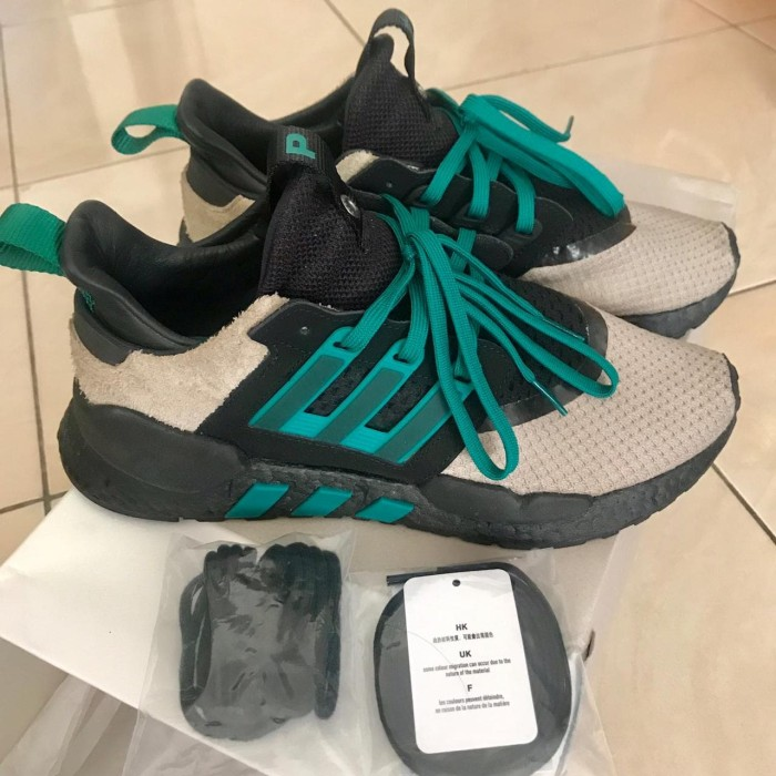super popular ed396 ddf53 Jual heidi-Nama sepatu adidas EQT 91/18 consortium x packer - DKI Jakarta -  heidisummer   Tokopedia