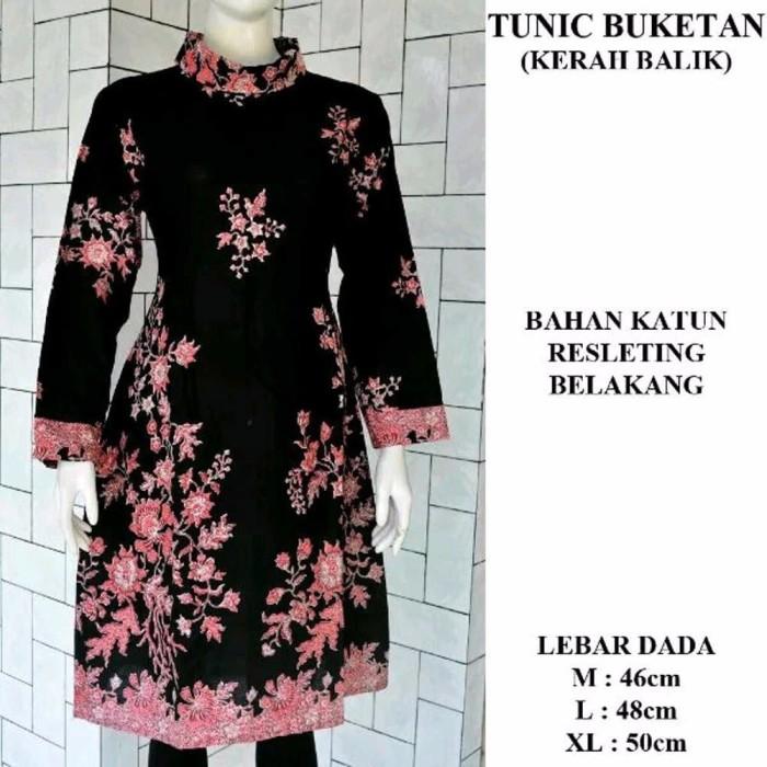 Jual Best Model Baju Batik Wanita Tunik Batik Atasan Batik Kota Surabaya Belanja1234 Tokopedia