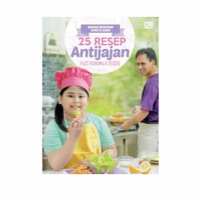 harga Masak bersama ayah & anak: 25 resep antijajan Tokopedia.com