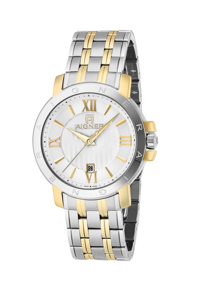 Jam tangan pria aigner a09116