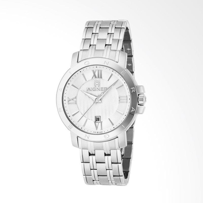 Jam tangan pria aigner a09114