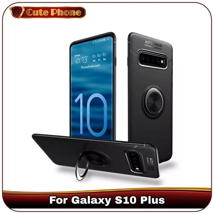 Jual Casing Samsung Galaxy S10 Plus Original Autofocus Soft Case Smart Ring  - - Jakarta Pusat - Cute Phone | Tokopedia