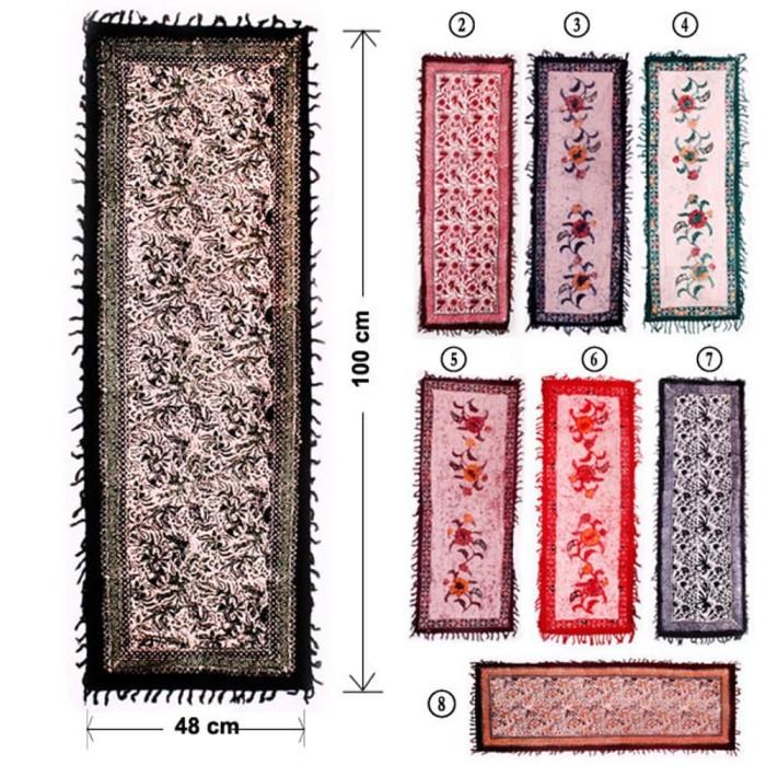 Taplak Meja Batik