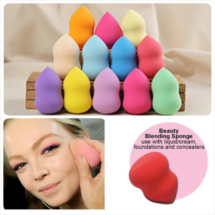 Beauty blender sponge blender