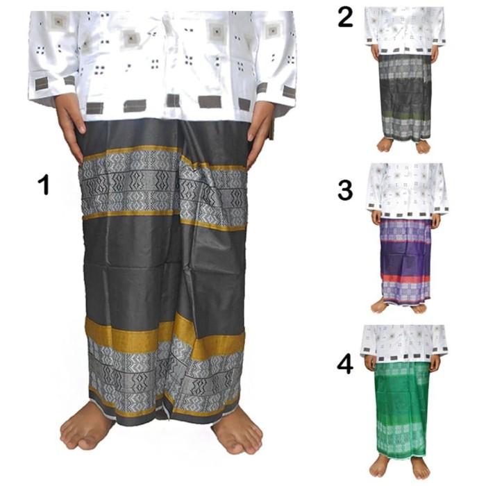 Sarung Tenun Cap Lombok