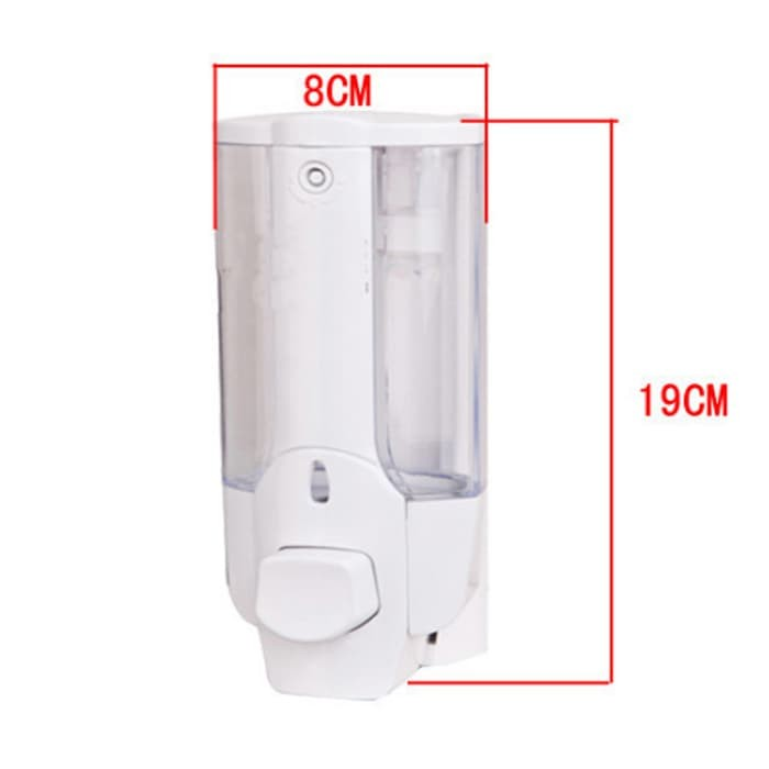 Dispenser Sabun Cair Touch Soap Dispenser Manual Dispenser Single