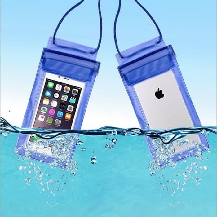 Sarung HP Anti Air Casing HP Waterproof Case Cover Handphone RANDOM