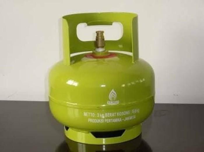 Jual Cuci Gudang Lpg Tabung Gas 3 Kg Isi Bersegel Gojek Only Peralatan Jakarta Barat Alika Putrishop Tokopedia