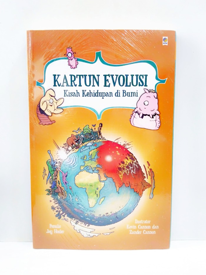 harga Kartun evolusi -jay hosler- Tokopedia.com
