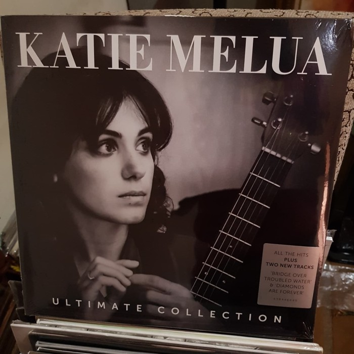 harga Katie melua vinyl ultimate collection best 2lp double lp piringan new Tokopedia.com