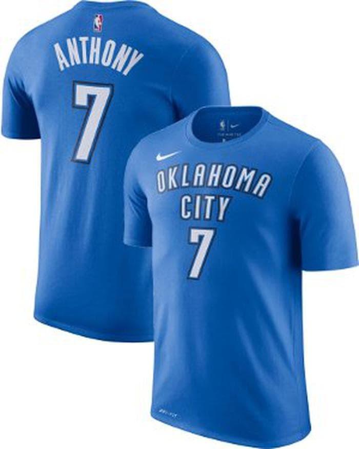 2ee05e6f67ef Info Harga Tshirt - Baju Kaos Basket Nike NBA Gametime Oklahoma City ...